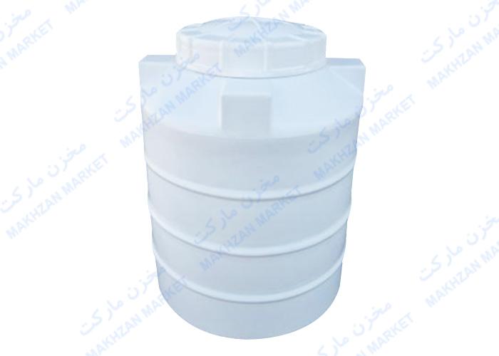 مشخصات ابعاد و قیمت مخزن 100 لیتری عمودی 1 لایه مجتمع پلاستیک طبرستان مقایسه و خرید بهترین مخزن آب پلاستیکی و محصولات پلی اتیلن در ایران فروشگاه مخزن مارکت